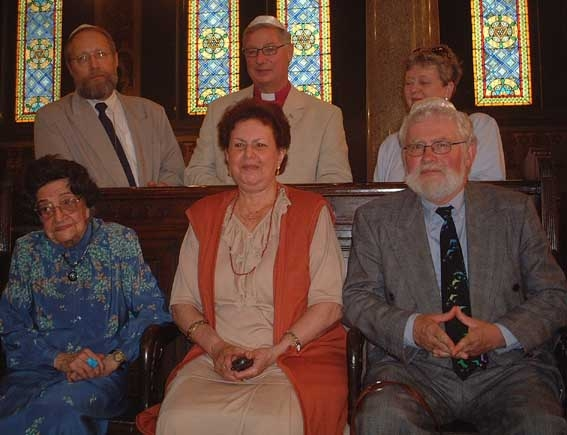 Danish Bishops in Cairo