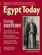 Egypt Today cover